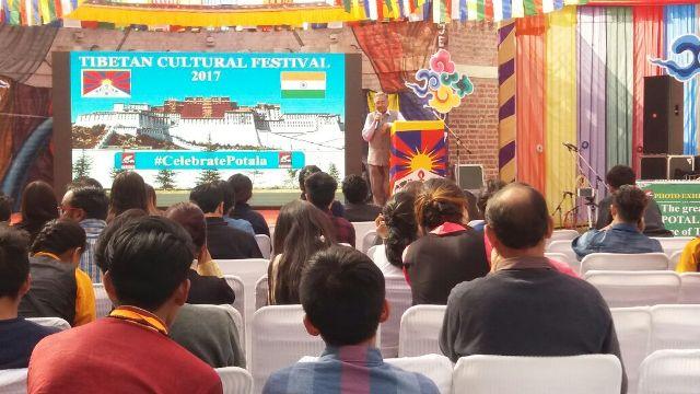 Tibetan cultural festival