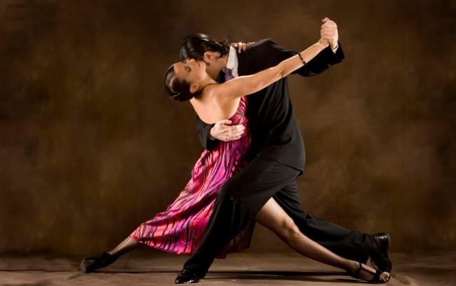 Famous for its steamy tango dance