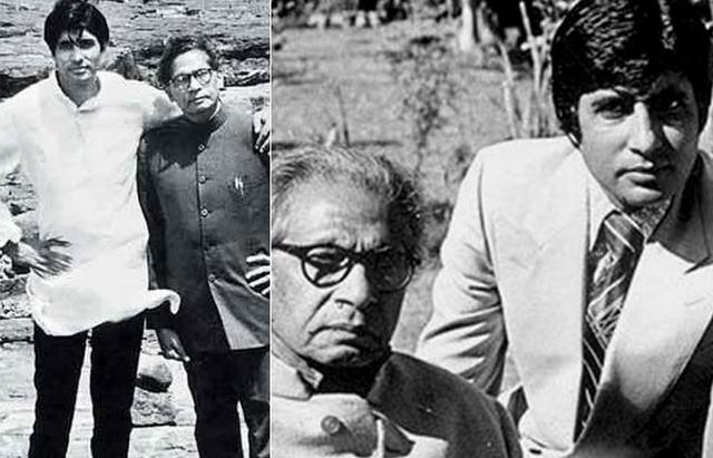 Some unseen pictures of Harivansh Rai Bachchan