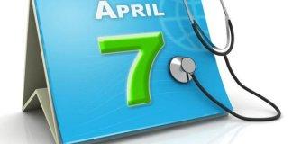 World health day- 7th April 2017