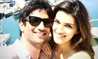 (Kriti Sanon and Sushant Rajput