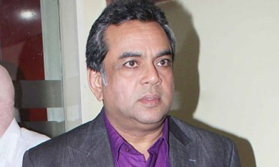 BJP MP Paresh Rawal