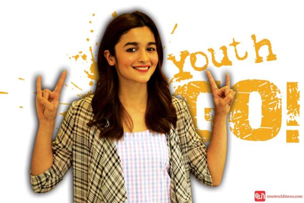 Alia Bhatt Youth icon 2018