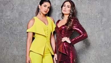 Kareena and Priyanka Chopra KWK6