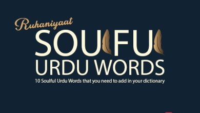SOULFUL URDU WORDS