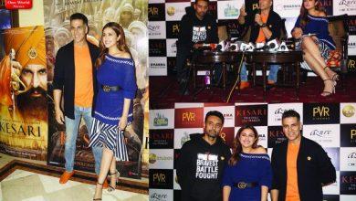 Kesari Movie Promotions in Delhi