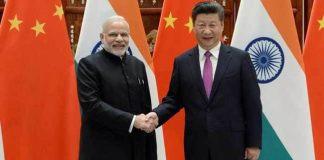 China President visit to Chennai