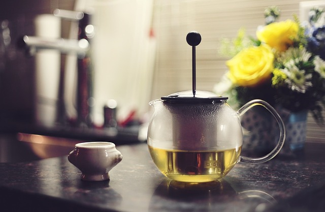 best times to drink green tea