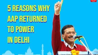 5 reasons why AAP returned to power in Delhi