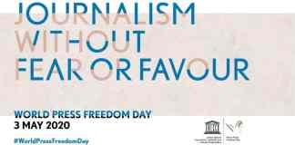 press freedom day 2020