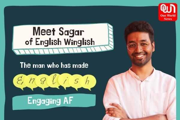 sagar english winglish