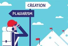 inspiration vs plagiarism