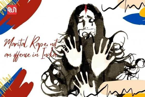 marital rapes in India