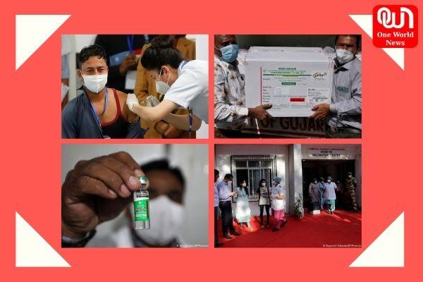 corona vaccine india