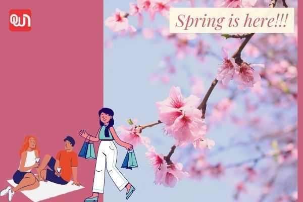 spring season