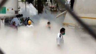 Oxygen Leak at Nashik