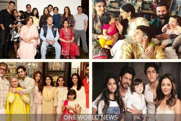 Bollywood families
