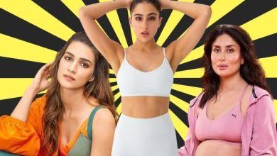 Bollywood Divas and their Love of Pilates
