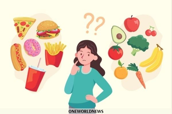 women and food