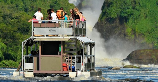 Murchison Falls National Park Pictures