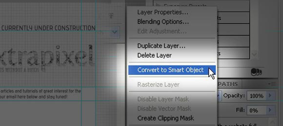 28 Create a Sleek Coming Soon Page in Photoshop