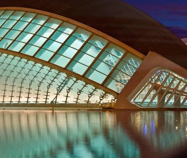 Hemispheric Valencia Spain