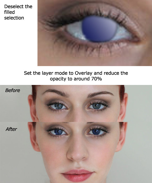 6-change-eye-color-2 10 Photoshop Quick Tips to Improve Your Workflow