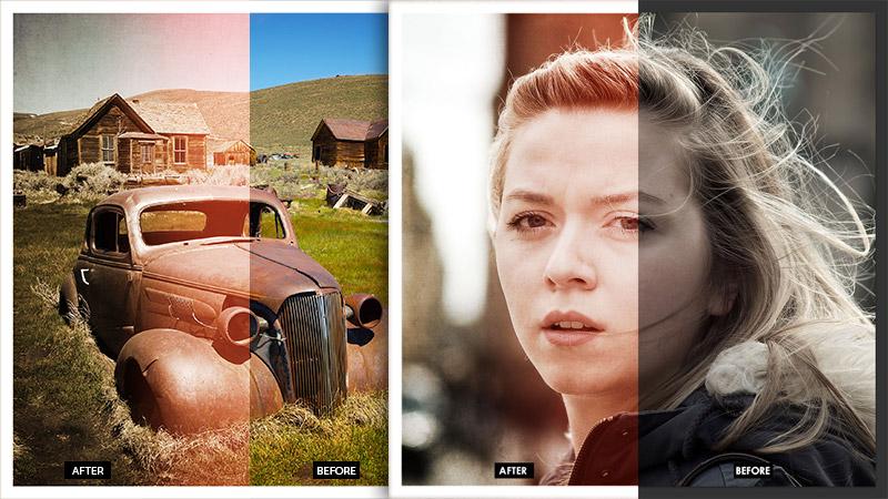 11-InstagramLikeFilterEffect Useful and Professional Photoshop Tutorials of 2014