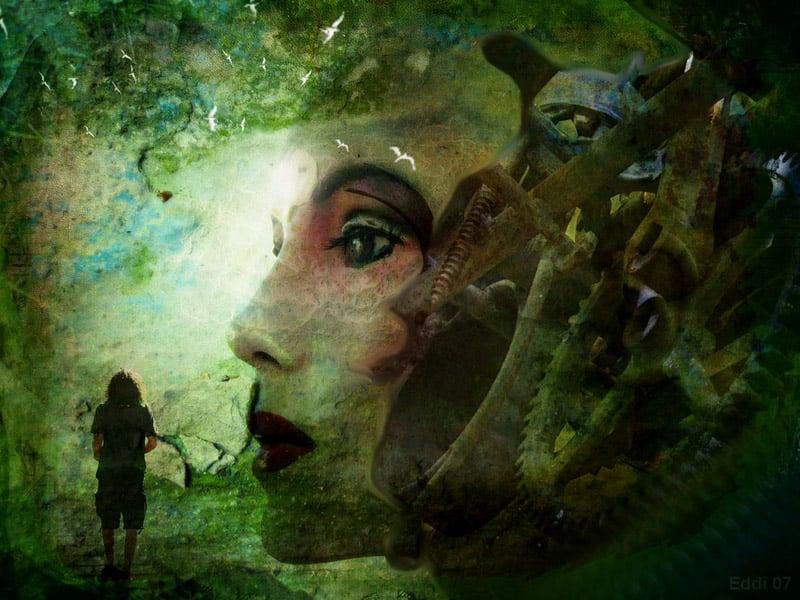 1-MeetingtheBorgQueen Exploring Creativity In-Depth: The Practical Purpose of Creativity