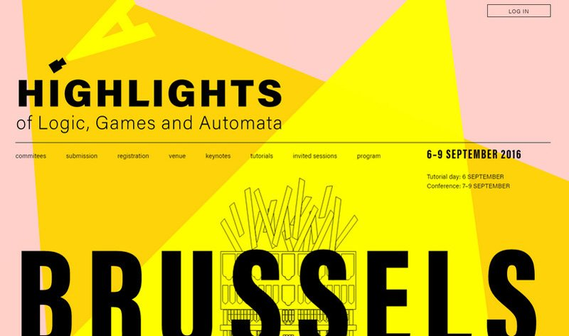 2-Highlights-Conference Attention to Branding: 20 Websites with Beautiful Logotypes