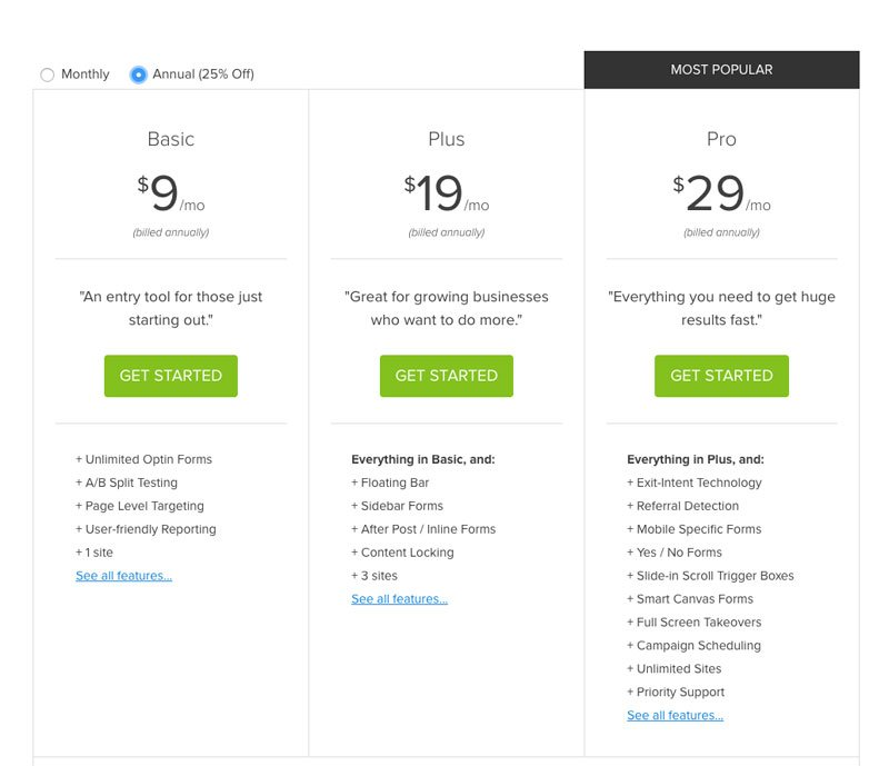 Optinmonster-Review-2 Why We Finally Chose OptinMonster to Help Us Increase Our Subscribers