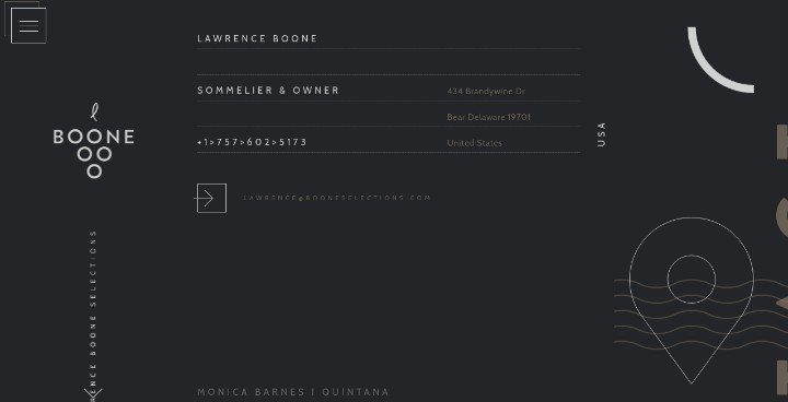 Boone-Selections Contact Us Page Best Practices with 22 Fantastic Examples