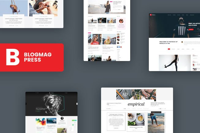 blogmag-press-features2 WrapPixel Coupon – 25% Discount
