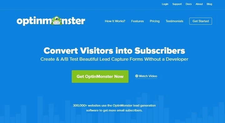 optin-monster 8 Best WordPress Mailing List Plugins For Getting More Subscribers