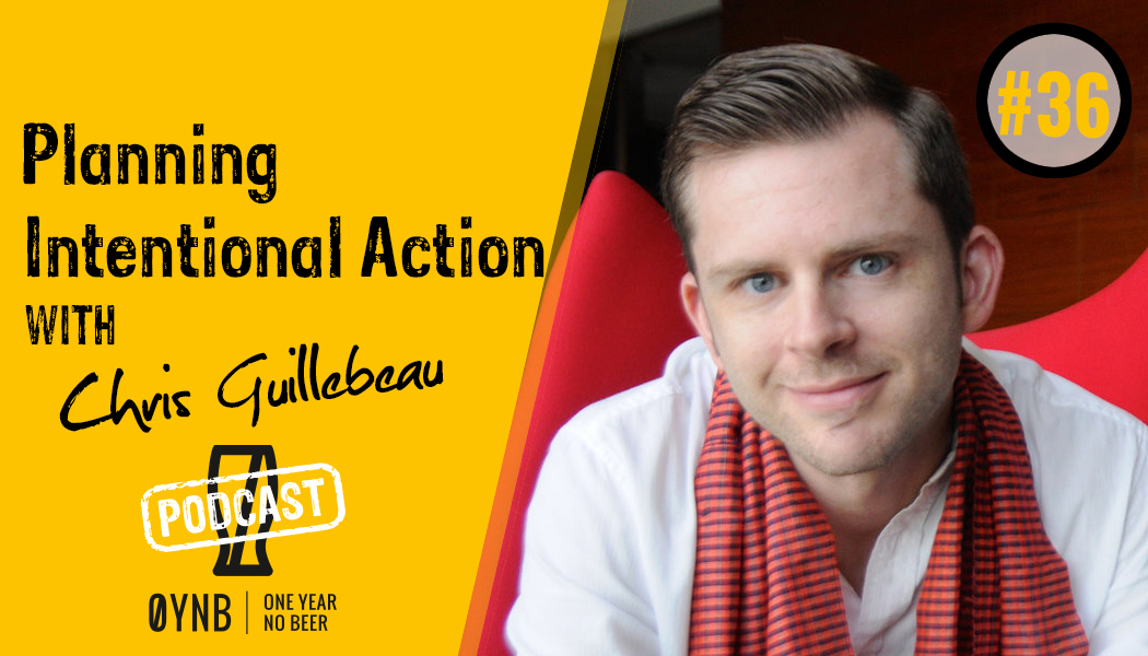 Planning Intentional Action | OYNB Podcast 036