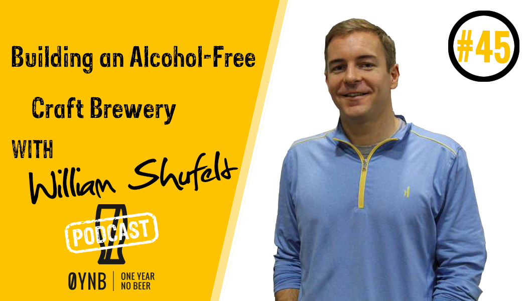 Building an Alcohol-Free Craft Brewery | OYNB Podcast 045