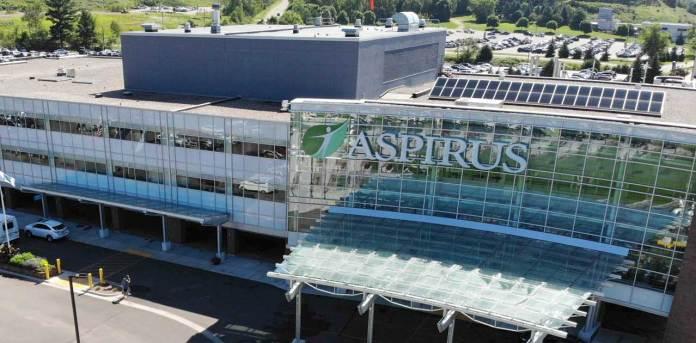 Aspirus top 100 Hospitals
