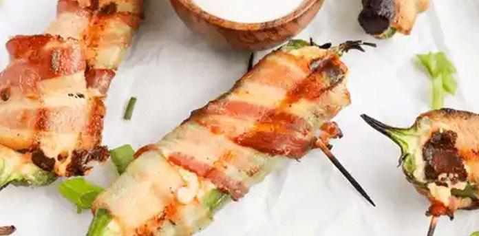 bacon wrapped jalapeno recipe