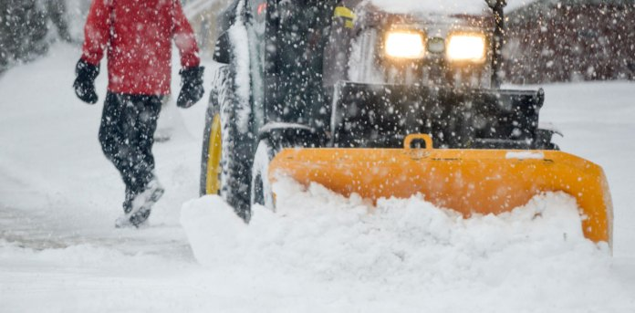 central wi snow removal