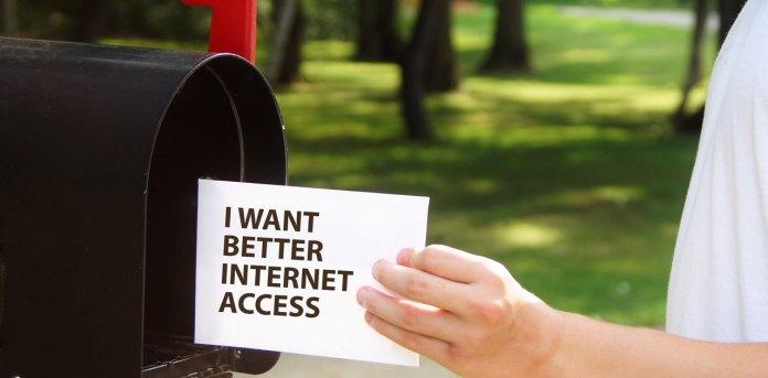 rural internet access