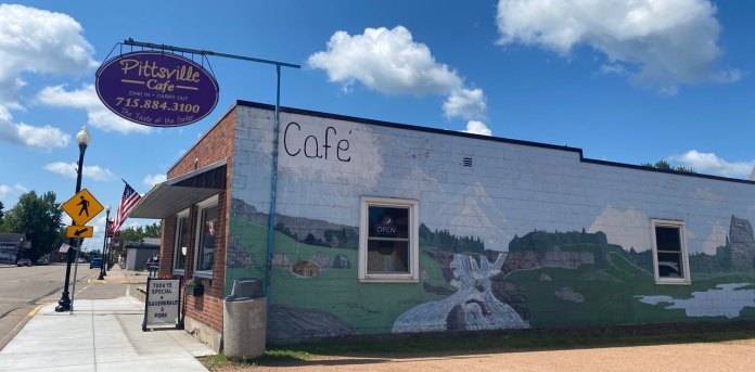 pittsville cafe