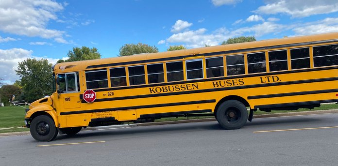 Kobussen Bus