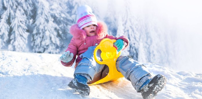 kid snow clothes