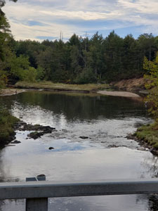 North Fork of Eau Claire River