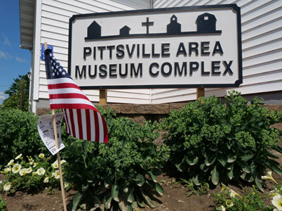 museums in pittsville