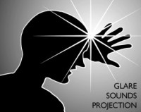 GLARE SOUNDS PROJECTION