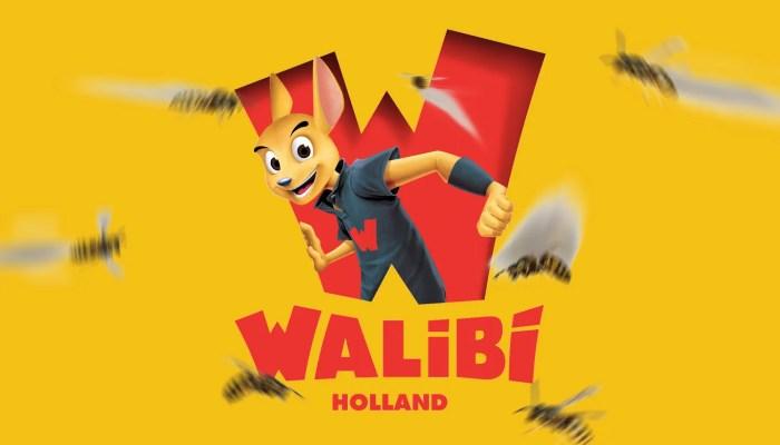 Overlast van wespenplaag in Walibi