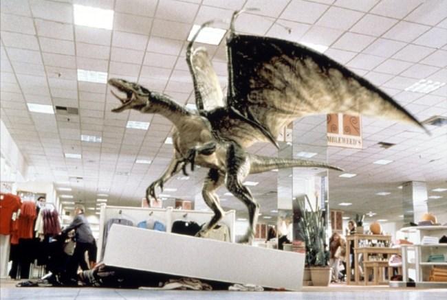 monster from evolution film