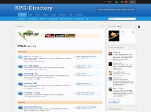 RPG Directory