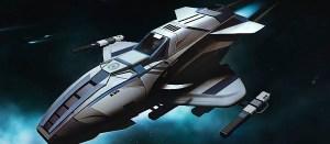 Patton class spaceship